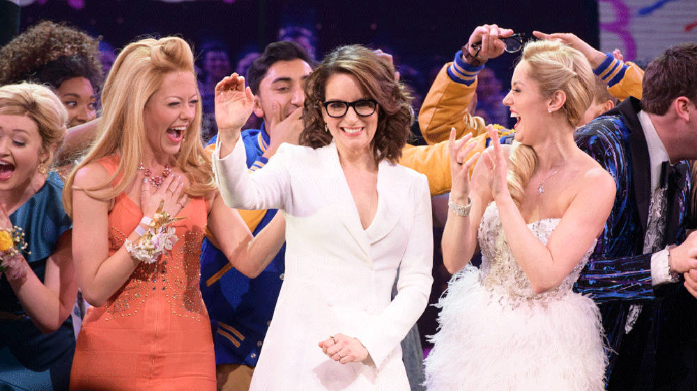 Tina Fey is turning the Mean Girls Broadway musical into a movie