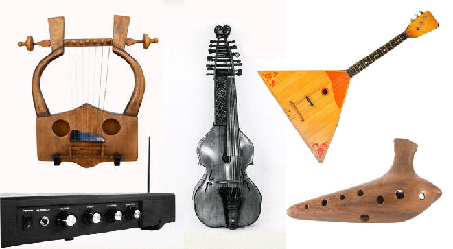 Musical instruments quiz
