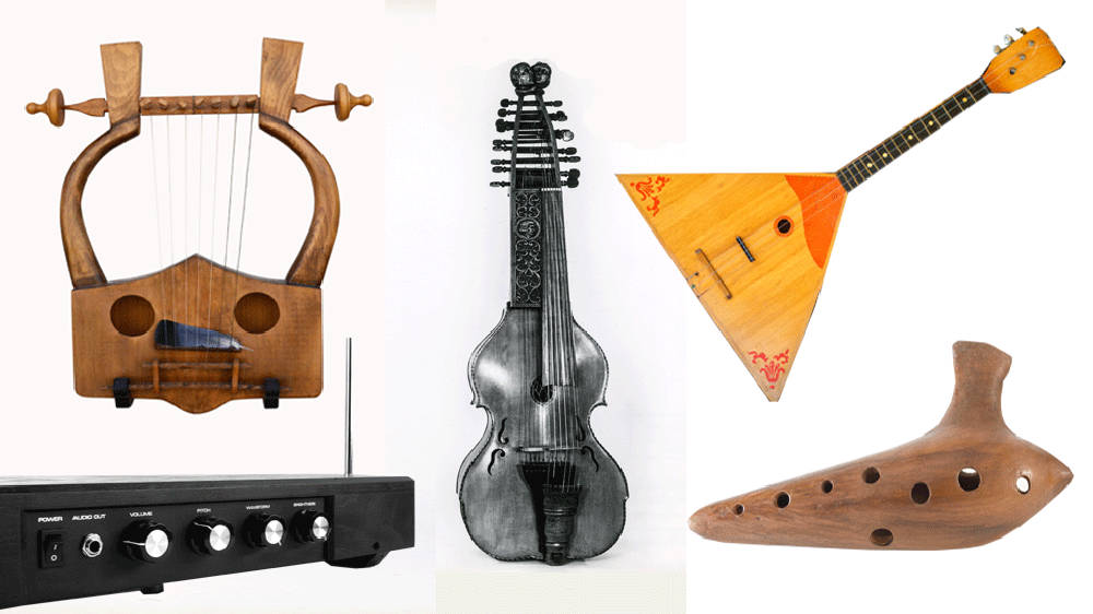 Definitely the hardest musical instruments quiz you'll ever take