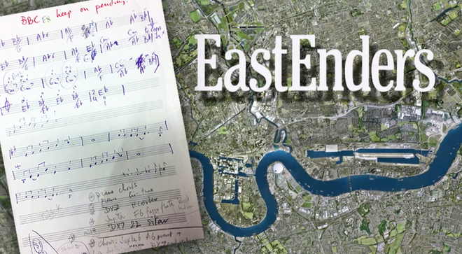EastEnders' composer reunited with original music