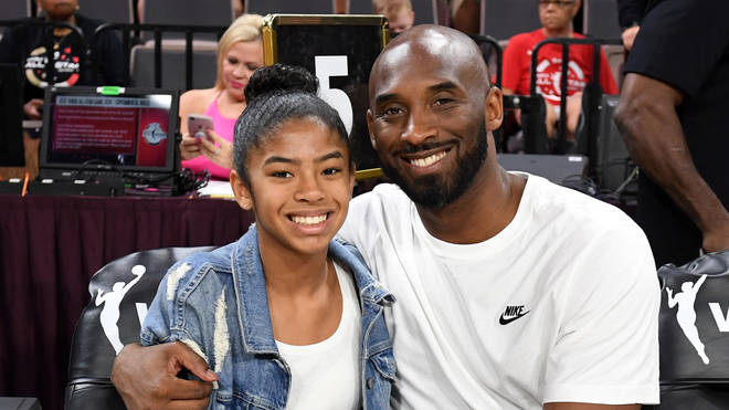 Gianna and Kobe Bryant both died in a helicopter crash on Sunday