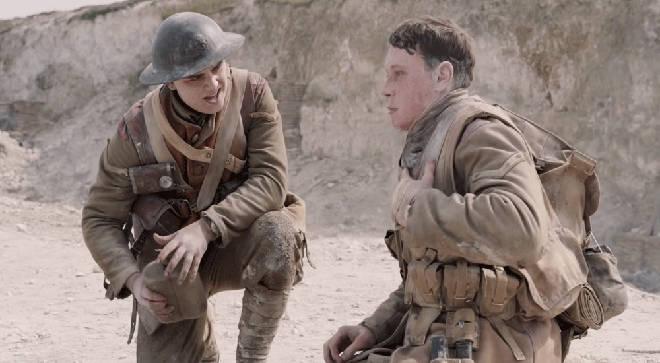 Lance Corporals Blake and Schofield, 1917