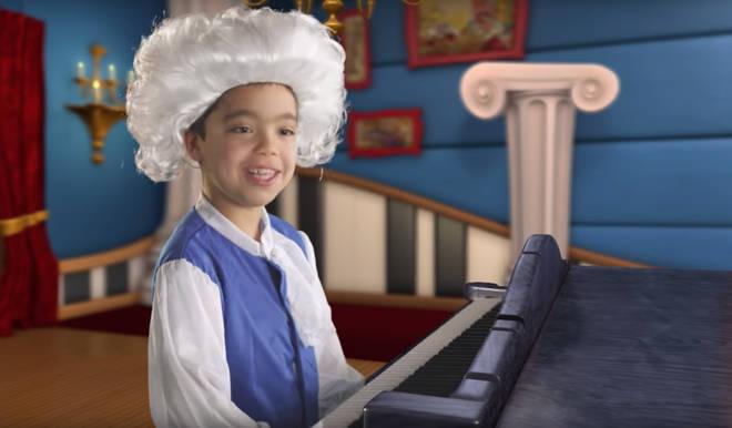 Ethan Bortnick, musical prodigy