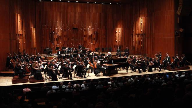 London Symphony Orchestra - Sir Simon Rattle With Krystian Zimerman