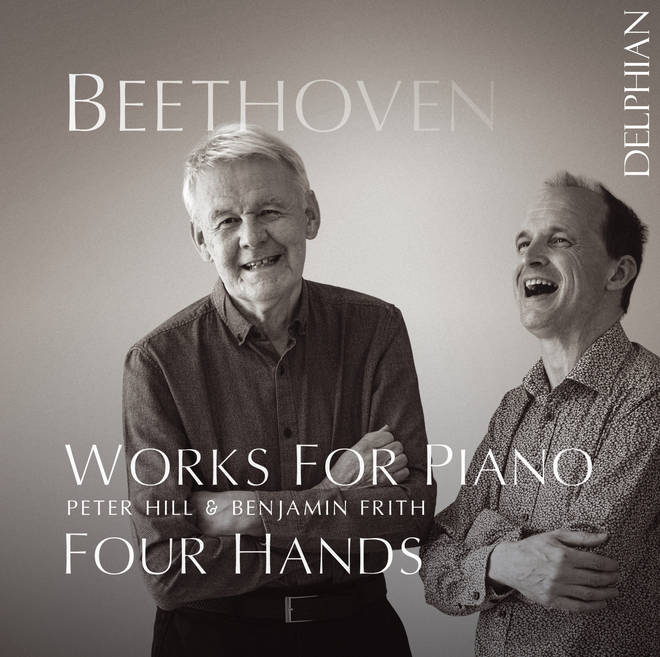 Beethoven: Piano Works Four Hands