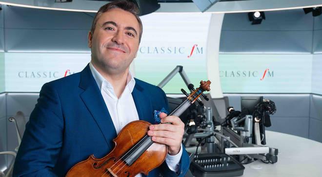 Maxim Vengerov presents a series of exclusive violin masterclass videos for Classic FM
