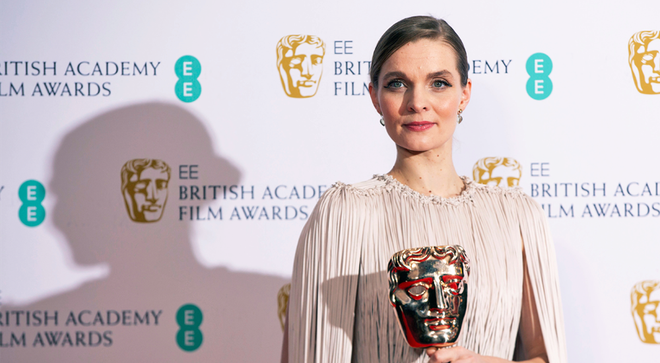 Hildur Guðnadóttir becomes first solo female to ever win BAFTA Award for Best Original Music