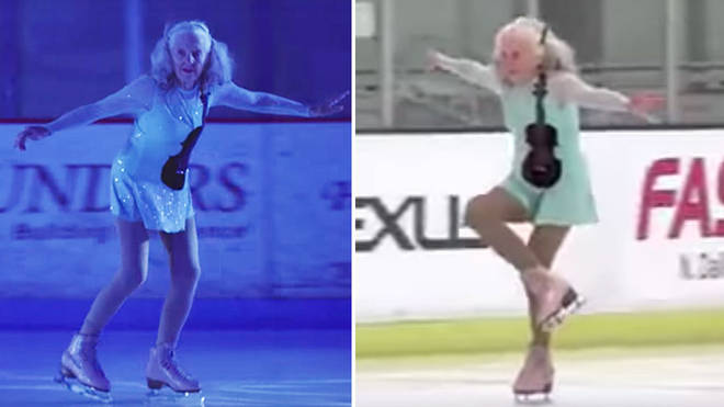 Yvonne Dowlen was a professional American figure skater who spent almost 50 years on the rink
