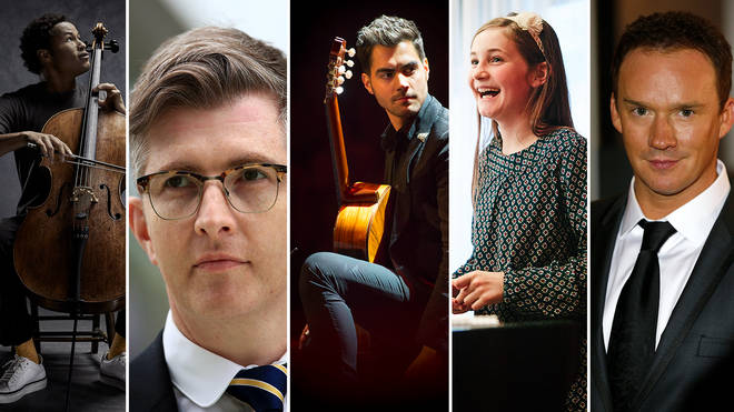 Global Awards 2020 Sheku Kanneh-Mason, Gareth Malone, MILOŠ, Alma Deutscher and Russell Watson have been nominated in the Best Classical Artist category