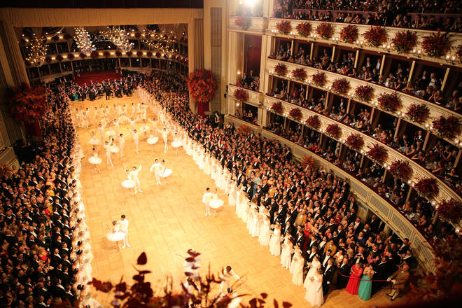 Vienna Opera Ball to feature first ever LGBTQ+ dance couple