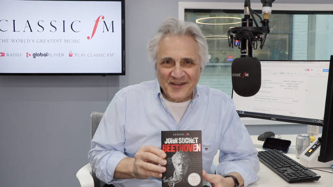 John Suchet's 'Beethoven: The Man Revealed' is available now on Amazon!