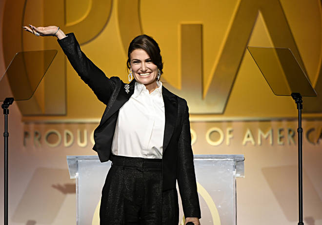 Who is Idina Menzel? The Broadway, Glee and Frozen actor and singer