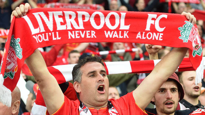 You'll Never Walk Alone – Liverpool FC