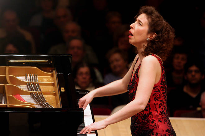 Angela Hewitt mourns the loss of her beloved Fazioli piano
