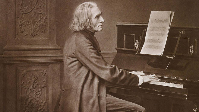 Romantic composer Franz Liszt had synaesthesia