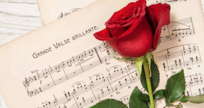 Which piece of music sums up your love life?