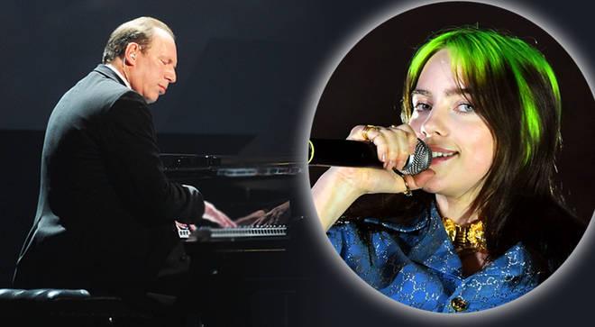 Hans Zimmer and Billie Eilish to perform new Bond theme at BRIT Awards next week