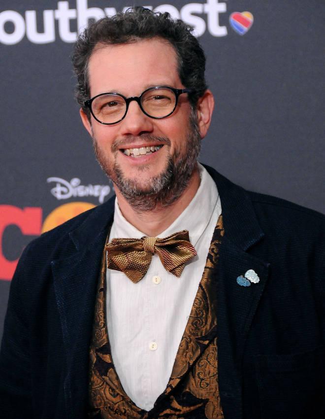 Michael Giacchino attends the U.S. Premiere of Disney Pixar's 'Coco' at El Capitan Theatre