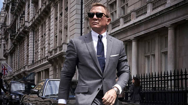 No Time to Die will be Daniel Craig's last outing as Bond