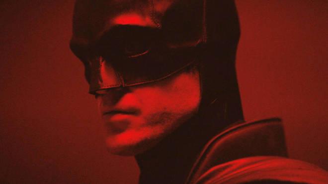 Robert Pattinson stars in The Batman