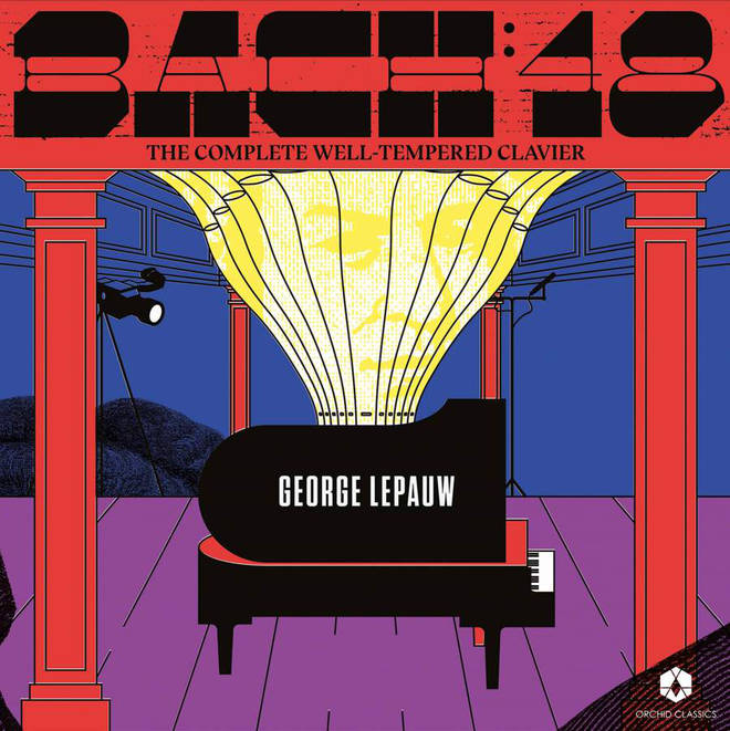 BACH 48 by George Lepauw