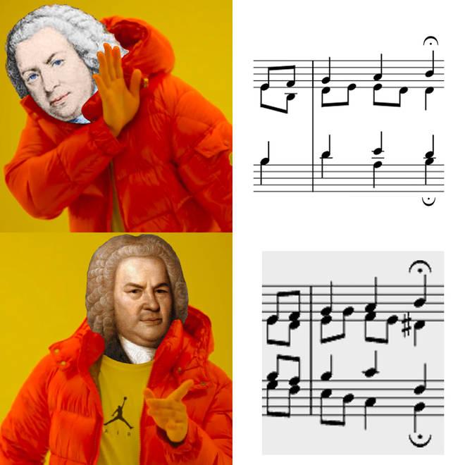 Bach Drake meme