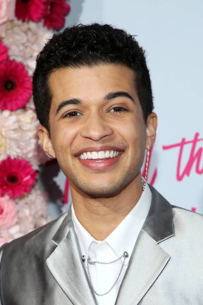 Jordan Fisher stars as the heart-throb in Netflix's teen romance movie