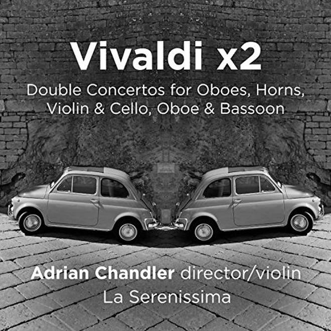 Adrian Chandler - Vivaldi x2