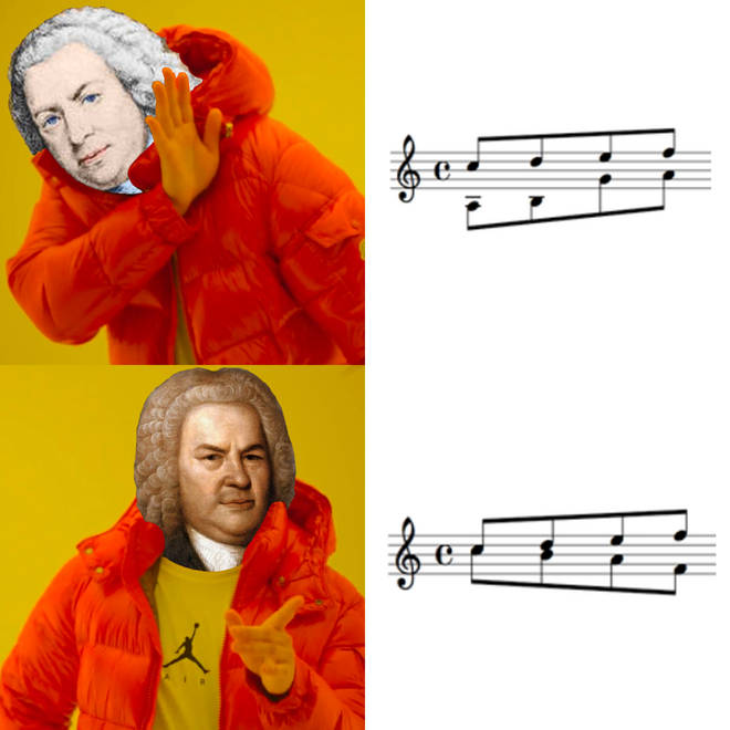 Bach motion