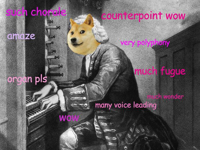 Doge Bach