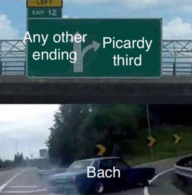 Picardy third