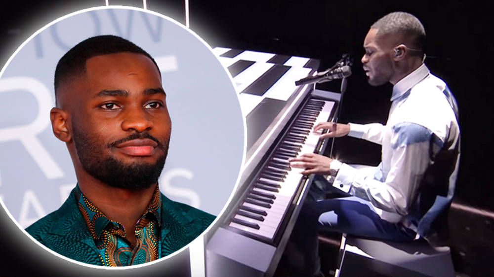 Brits rapper Dave is a classically trained pianist who loves movie soundtracks