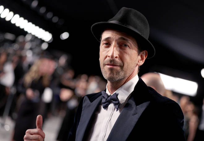 Adrien Brody starred in biographical war film, The Pianist