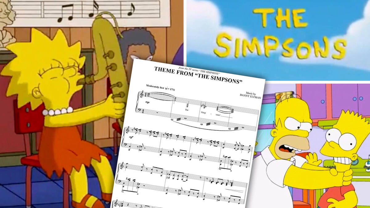 The Simpsons theme tune is an epic symphonic masterpiece – here's exactly why