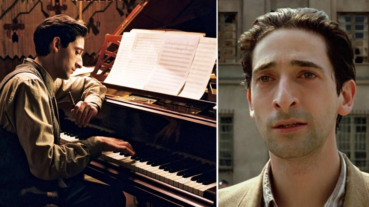 HL: How Adrien Brody prepared for his role in The Pianist