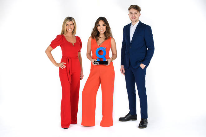Myleene Klass announced to host the Global Awards 2020 alongside Kate Garraway and Roman Kemp
