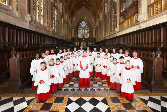 The Choir of St. John's College, Cambrige