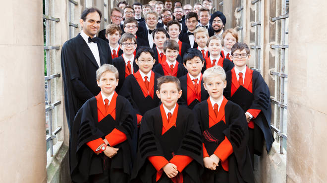 What is it like to sing the high C in Allegri's Miserere? We asked a boy treble from The Choir of St. John's College, Cambridge