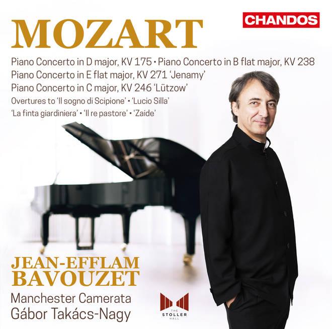 Mozart - Piano Concertos etc, Vol.5