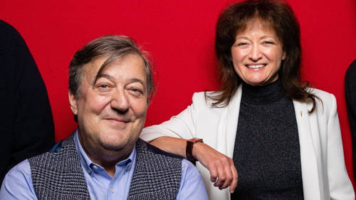 Stephen Fry releases No. 1 album 'The Mythos Suite' with composer Debbie  Wiseman - Classic FM