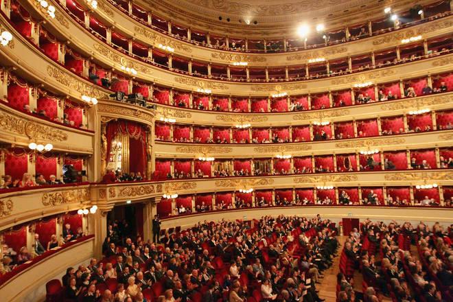 La Scala opera house announces further closure over coronavirus fears