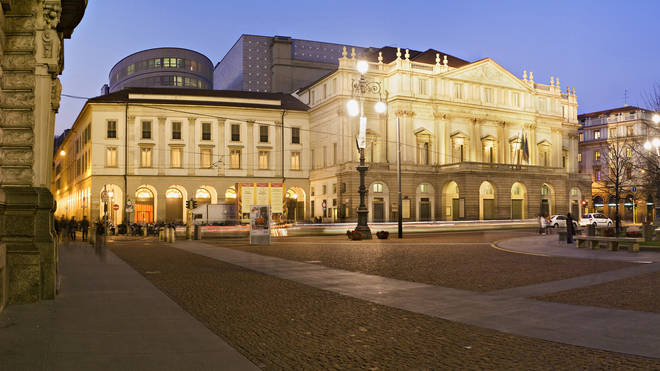 Teatro alla Scala is Milan's iconic opera venue