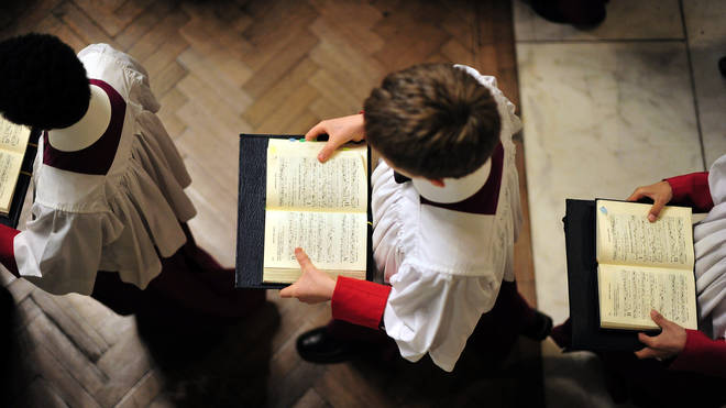 "Choirboys ""made"" into ""musical and academic refugees"", parent claims"