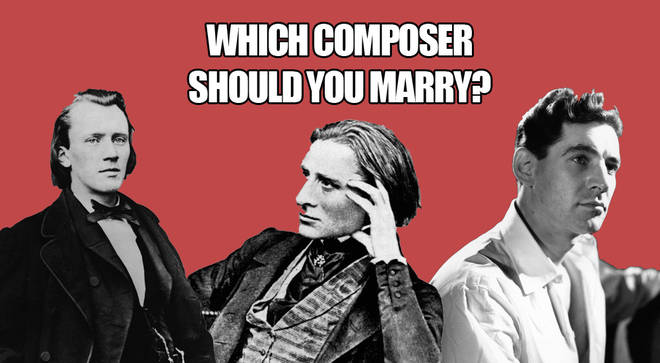 Which composer should you marry?