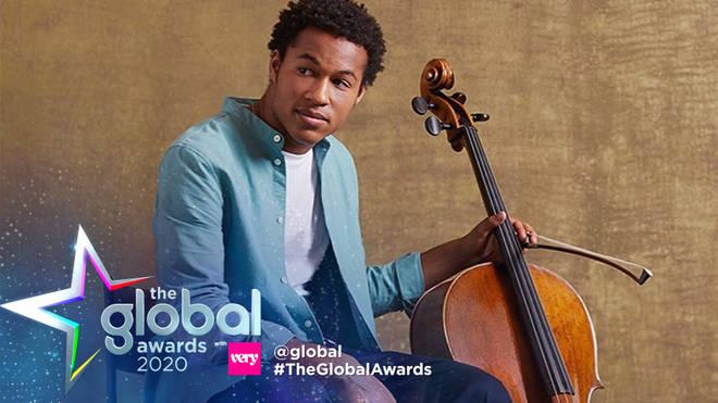 Cellist Sheku Kanneh-Mason wins Best Classical Artist at The Global Awards 2020