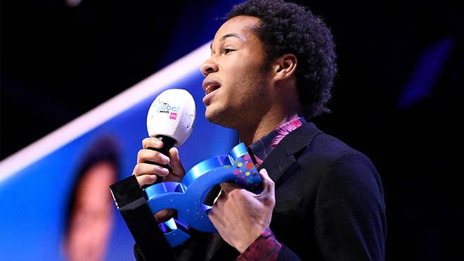 Sheku Kanneh-Mason wins a Global Award