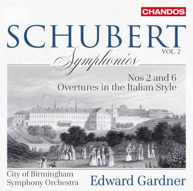 Schubert: Symphonies, Vol.2