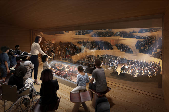 London's new concert hall, Centre for Music, gets £1.95m funding in boost for classical music