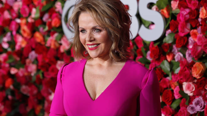 Renée Fleming at the 72nd Annual Tony awards, 2018