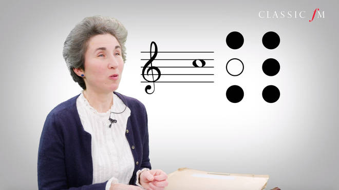 BSO Resound's Kate Kate Risdon (flute), introduces Braille music notation: what does it look like, how does it work and who invented it?